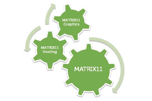 Die Struktur der MATRIX11