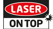 Logo LASER ON TOP